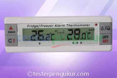 Termometer Lemari Pendingin dan Freezer AMT-113