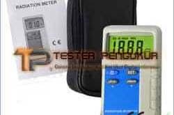 Alat Pengukur Radiasi Sinar X, Gamma dan Beta Dosimeter TM-91