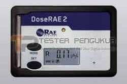 Alat pendeteksi radiasi sinar x dan gamma doserae2
