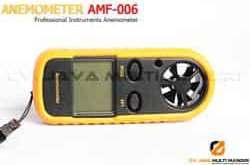 Alat pengukur kecepatan angin Anemometer AMF-006