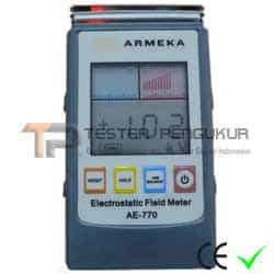Alat Uji Medan Listrik Elektrostatis ARMEKA AE-770