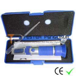 Refractometer teropong alkohol RHW-25