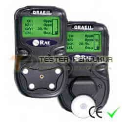 Gas detektor multi parameter QRAE II