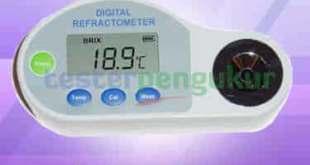 Refraktometer susu kedelai Digital AMTAST DMK1
